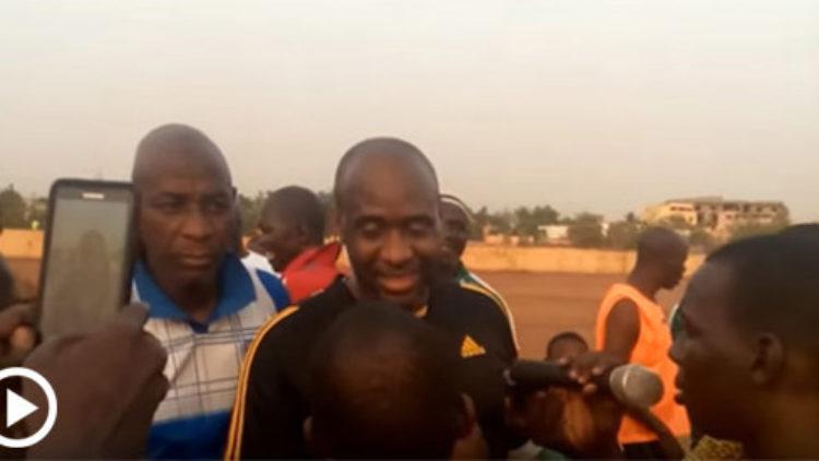 Moussa MARA marque 2 buts