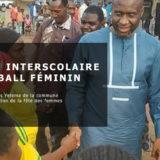 Tournoi interscolaire de football féminin