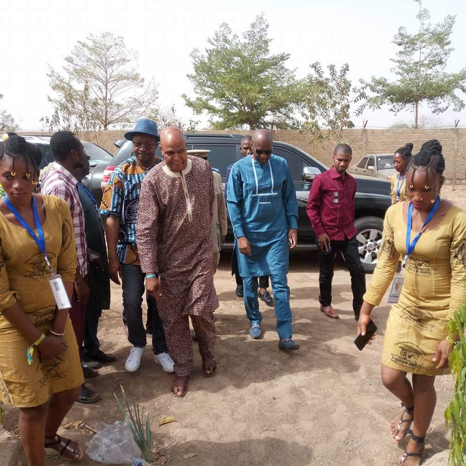 Festival Didadi à bougouni en présence de Moussa Mara