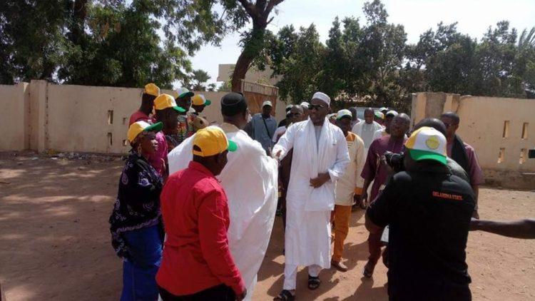 Moussa Mara à la 1ère conference régionale de Yelema
