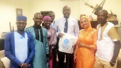 Moussa MARA a reçu les participants Maliens  de la session 16 du Centre Régional de Leaderchip YALI Dakar