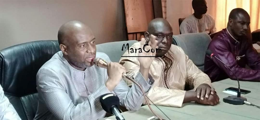 Conférence de Moussa Mara à Sikasso sur la situation du Mali