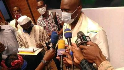 MESSAGE DE MOUSSA MARA A L'OCCASION DE LA JOURNEE INTERNATIONALE DE LA PRESSE