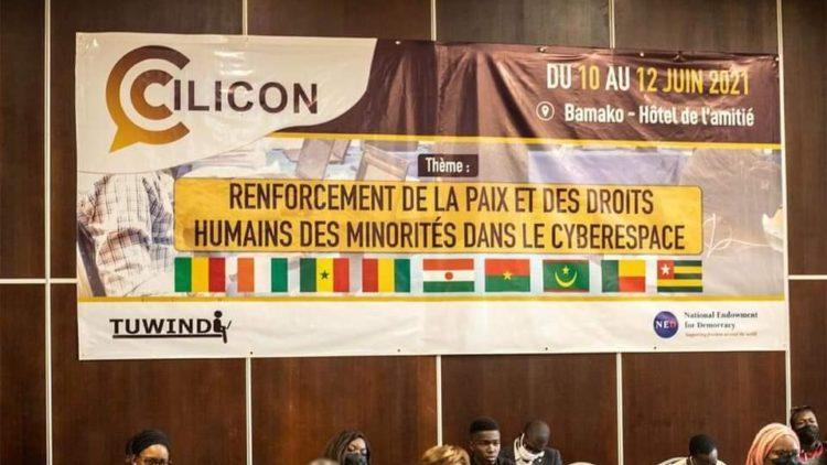 MOUSSA MARA A LA CONFERENCE INTERNATIONALE POUR LA LIBERTE D'INTERNET ET DES COMMUNICATIONS NUMERIQUES.