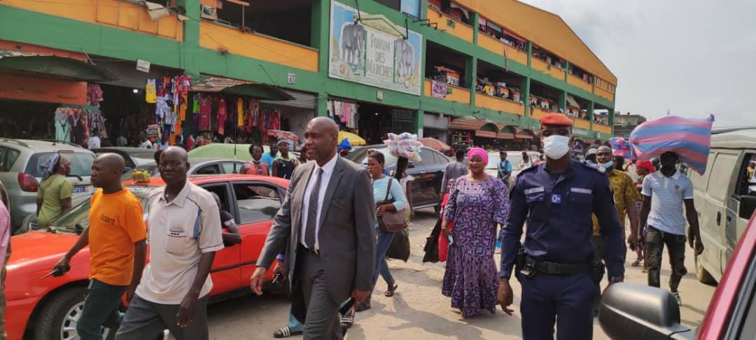 MOUSSA MARA EN CÔTE D'IVOIRE: 2E JOUR.