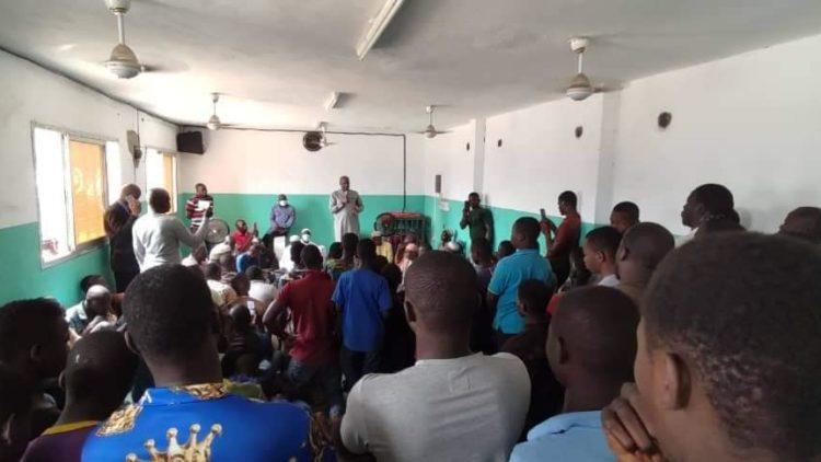 Moussa MARA EN CÔTE D'IVOIRE: 3E JOUR.