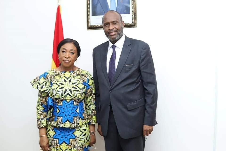 FIN DE SEJOUR DE MOUSSA MARA AU GHANA.